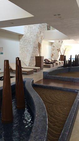 Grand Sirenis Riviera Maya Resort & Spa: spa
