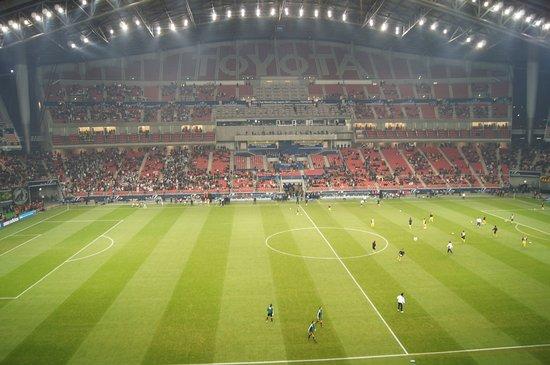Toyota Stadium: TOY08