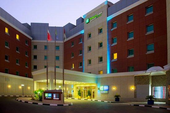 Holiday Inn Express Dubai-Internet City : Welcome to the Holiday Inn Express Dubai Internet City