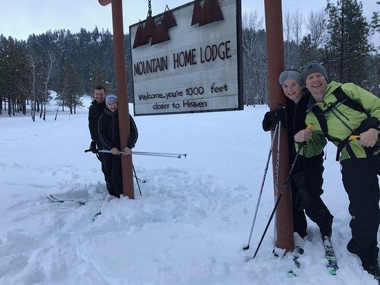 Foto Mountain Home Lodge