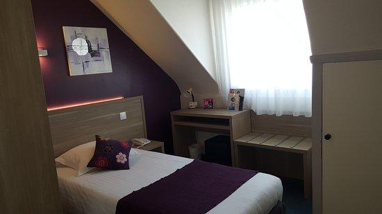 Inter Hotel Les Oceanes: Chambre Single