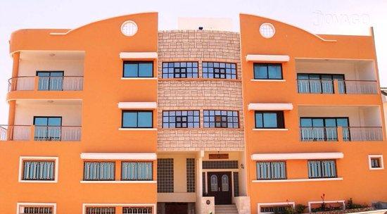 Yoff, Senegal: Notre Résidence
