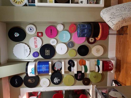 Peterborough, Нью-Гэмпшир: Sarah's Hat Boxes