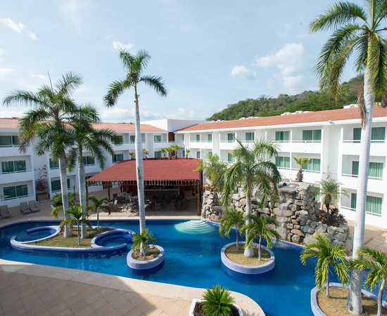 Map of Huatulco Hotels and Attractions on a Huatulco map TripAdvisor