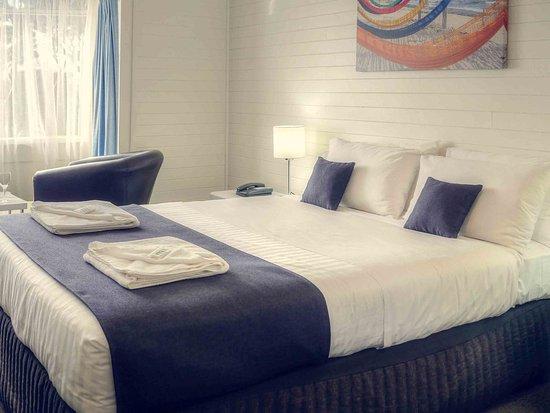 American River, Australia: Guest Room