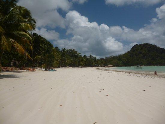 Anse Volbert: spiaggia