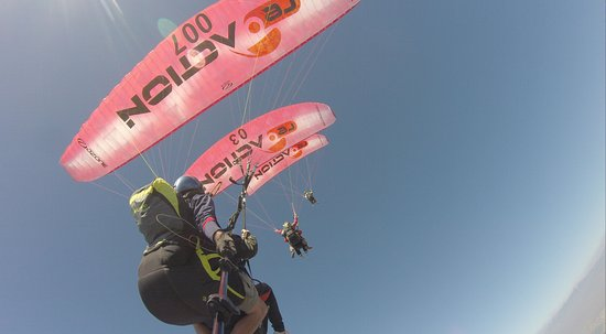 Re Action Paragliding