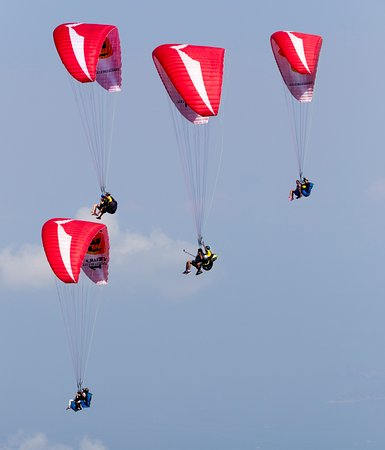 Re Action Paragliding (Oludeniz, Tyrkiet) - anmeldelser