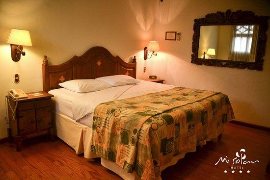 Hotel Mi Solar: Habitación Cama King size