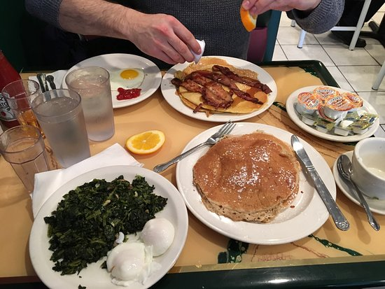 All American Pancake House New York City Upper West Side