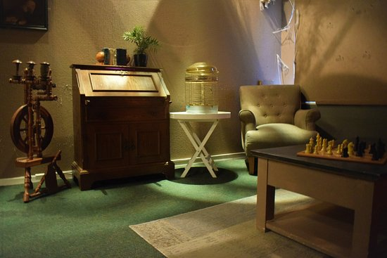 Escape Room Kamer 51