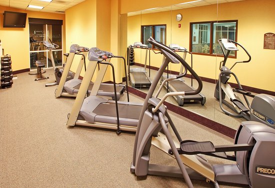 Holiday Inn & Suites Rogers - Pinnacle Hills: Fitness Center