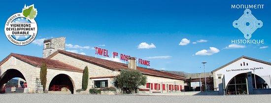 Tavel, Γαλλία: La cave