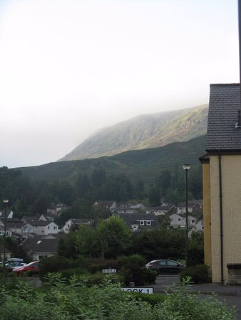 Strathblane, UK: view from hotel grounds