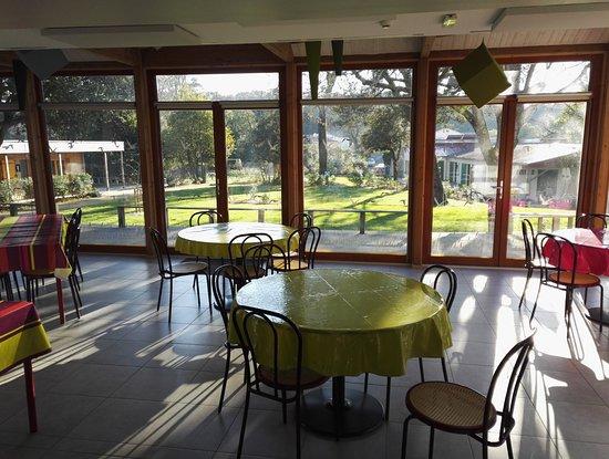 Saint-Michel-Chef-Chef, Francia: Salle à manger