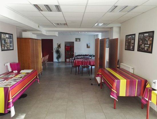 Saint-Michel-Chef-Chef, Francja: Salle à manger