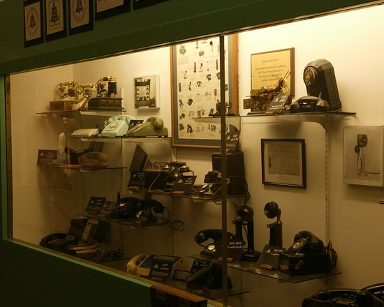 Jennings, لويزيانا: Pioneer Telephone Museum 