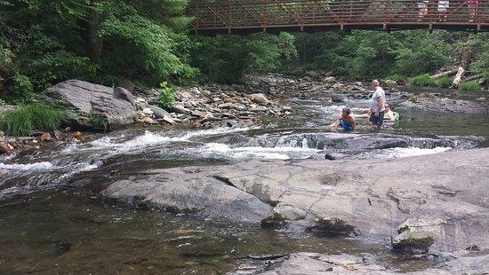 Fire Creek Falls Photo