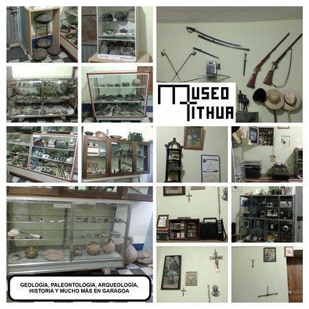 Museo Tithua: Geología, paleontología, arqueología e historia en Garagoa.