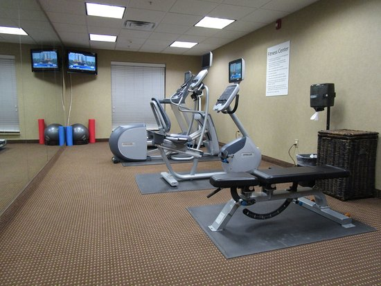 โอโซนา, เท็กซัส: Fitness Room