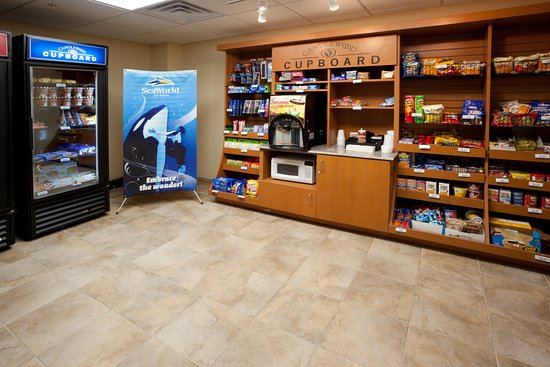 Gift Shop - Picture of Candlewood Suites San Antonio NW Near ...