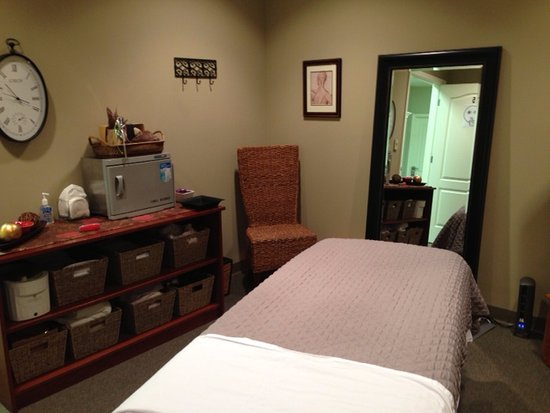 Madison, AL: One of our treatment rooms.