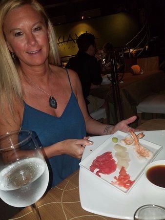 Asiana Restaurant : sushi, so good!