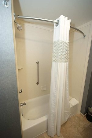Vineland, NJ: Accessible Shower