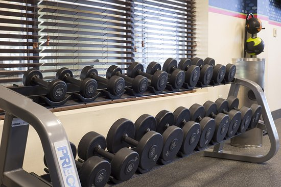 Vineland, NJ: Gym