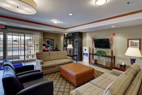 เอนเตอร์ไพรซ์, อลาบาม่า: Hotel Lobby