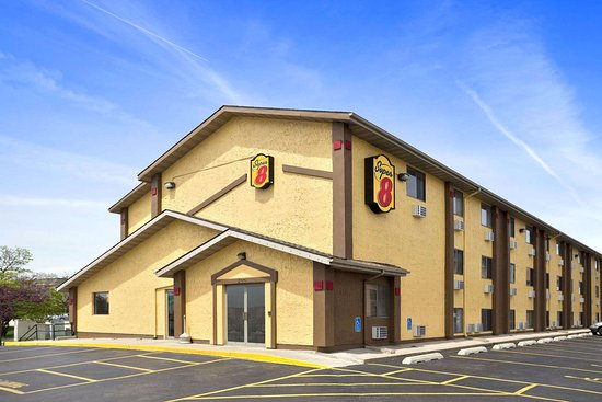 Super 8 Motel Columbus Airport