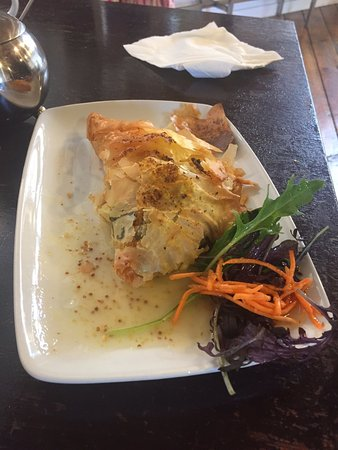 Two Rivers cafe: Delicious food