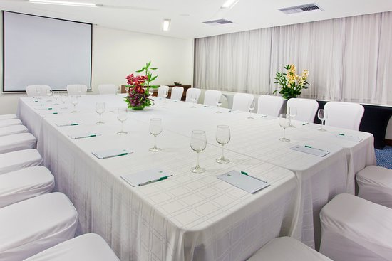 Holiday Inn Cartagena Morros: Salon Vitri Capacity max 40 pax