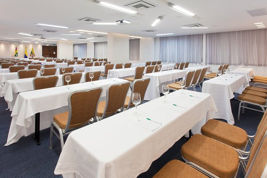 Holiday Inn Cartagena Morros: Salon Bahia capacity max 160 pax
