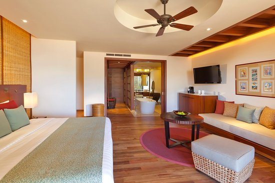 Angsana Balaclava Mauritius: Garden Lagoona Suite