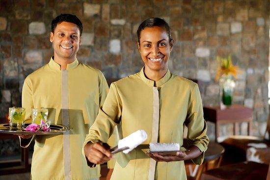 Angsana Balaclava Mauritius: A Warm Reception