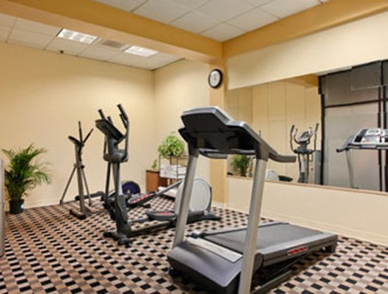 Ramada Westshore Tampa Airport: Fitness Center