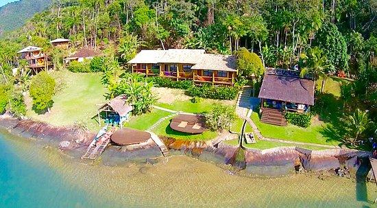 Refugio Mamangua Paraty