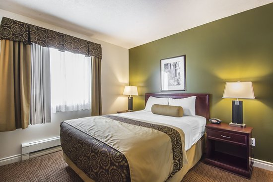 High Level, Canada: Guest room