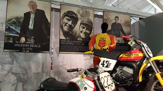 Motorcycle Hall of Fame Museum 사진