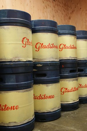Courtenay, Canada: Gladstone Kegs