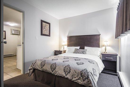 Βέρνον, Καναδάς: Guest room