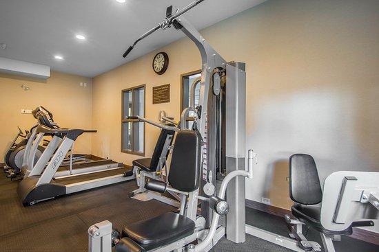 Fort Saskatchewan, Canadá: Exercise room