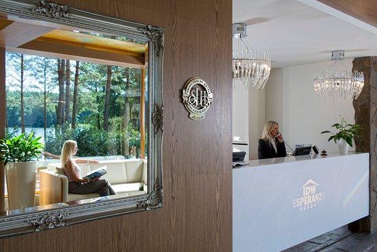 IDW Esperanza Resort: Reception
