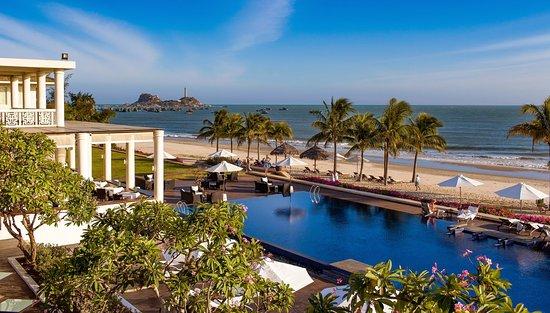 Princess D'An Nam Resort & Spa: Set on the shores of Ke Ga Bay