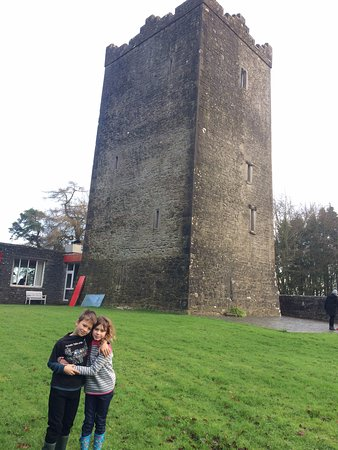 Oldcastle, Ireland: Exploring outside of Ross Castle