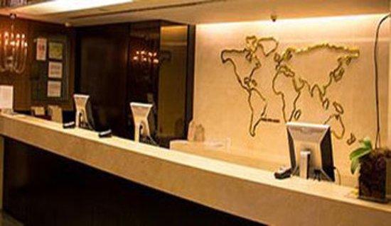 Hotel Novo Mundo: Lobby