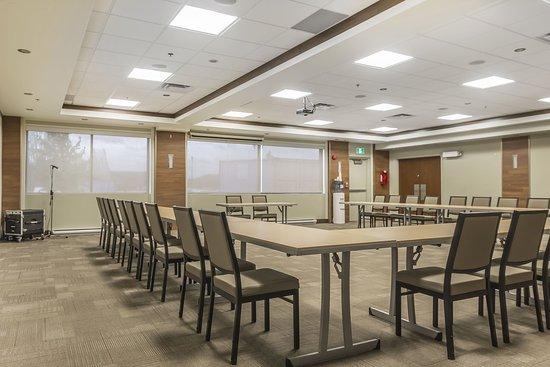 Campbellton, Canada: Meeting room