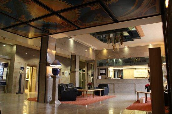 pk parkhotel kurhaus hotel bad kreuznach allemagne. Black Bedroom Furniture Sets. Home Design Ideas