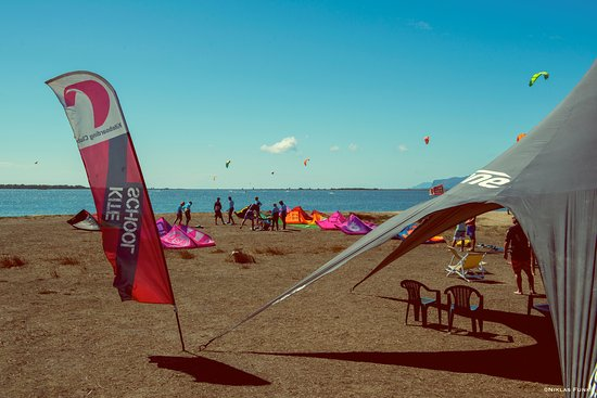 Kiteboarding Club Sizilien